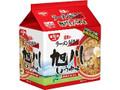 日清 日清のラーメン屋さん 旭川しょうゆ味 5食パック 袋440g