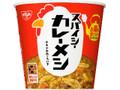 日清 スパイシーカレーメシ チキン カップ104g