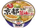 日清 麺ニッポン 京都背脂醤油ラーメン カップ122g