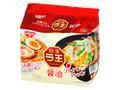日清食品 ラ王 醤油 袋102g×5