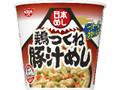 日清食品 日本めし 鶏つくね豚汁めし カップ100g