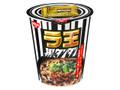 日清食品 ラ王 黒タンタン カップ117g