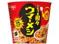 日清食品 ウマーメシ シビうま担々 カップ103g