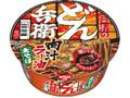 日清食品 日清のどん兵衛 肉汁ラー油太そば カップ99g
