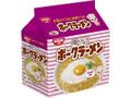 日清食品 ポークラーメン 5食パック 袋460g
