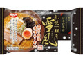 日清食品 一度は食べてみたかった日本の名店 麺屋雪風 濃厚白湯味噌らーめん 袋366g
