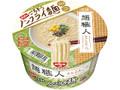 日清食品 日清麺職人 とんこつ カップ81g