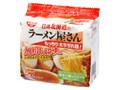 日清 北海道のラーメン屋さん 旭川しょうゆ風味 袋95g×5