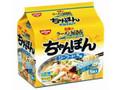 日清 日清のラーメン屋さん ちゃんぽん シーフード風味 5食 袋525g