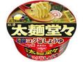 日清 太麺堂々 魚介だしコク旨しょうゆ カップ89g