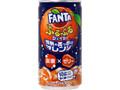 コカ・コーラ ファンタ ふるふるシェイカー 情熱の真っ赤なオレンジ 缶180ml