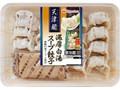 ニッポンハム 天津閣 濃厚白湯スープ餃子