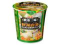 明星食品 飲茶三昧 野菜白湯 ワンタンはるさめスープ カップ24g