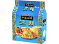 明星食品 中華三昧 涼麺 袋139g×3