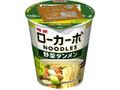 明星食品 ローカーボNOODLES 野菜タンメン カップ57g
