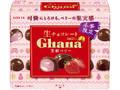 ロッテ ガーナ 生チョコレート 芳醇ベリー 箱64g