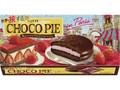 ロッテ 世界を旅するチョコパイ 苺とショコラで仕立てたフレジェ 箱6個