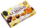 ロッテ アーモンドチョコレート はちみつカラメリゼ 箱72g