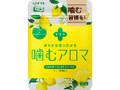 ロッテ 噛むアロマ レモン&エルダーフラワー パウチ 袋23g