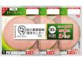 丸大食品 うす塩ロースハム パック4枚×3