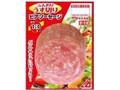 丸大食品 ふんわりうす切り ビアソーセージ 82g