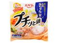 エバラ プチッと鍋 丸鶏塩ちゃんこ鍋 袋138g
