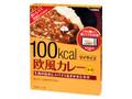 大塚食品 100kcalマイサイズ 欧風カレー 箱150g