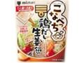 ミツカン 〆まで美味しい 鶏だし生姜鍋つゆストレート 袋28g×4