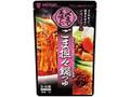 ミツカン 〆まで美味しい ごま担々麺鍋つゆ 袋750g