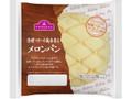 トップバリュ 発酵バターの風味香る メロンパン 袋1個