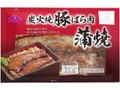 トップバリュ 炭火焼豚ばら肉蒲焼 袋120g