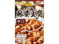 トップバリュ ベストプライス 麻婆豆腐の素 辛口 箱146.4g