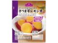 トップバリュ ホクッとした食感の紅あずま使用 さつま芋レモン煮 パック150g