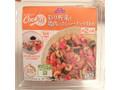 トップバリュ 彩り野菜と鶏肉のカシューナッツ炒めキット 450g