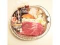 トップバリュ 牛肉すき焼きうどん鍋 1個