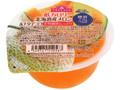 トップバリュ おいしさと糖質のバランス 低カロリー 北海道産メロン&ナタデココゼリー カップ180g
