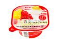 セブンプレミアム フルーツ&ヨーグルト味氷 カップ135ml