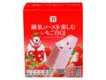 セブンプレミアム 練乳ソースを楽しむいちご白くま 箱55ml×5