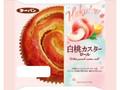第一パン 白桃カスターロール 袋1個