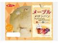 第一パン メープルメロンパン りんごとぶどう入り 袋1個