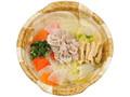 ミニストップ 1/2日分の野菜が摂れる豆乳鍋