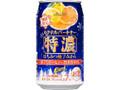 アサヒ カクテルパートナー はちみつ柚子みかん 缶350ml