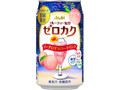 アサヒ ゼロカク ピーチロゼスパークリング 缶350ml