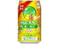 アサヒ カルピスサワー 濃い贅沢レモンはちみつ仕立て 缶350ml