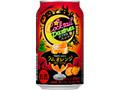 アサヒ カクテルパートナー ハロウィンラムオレンジ 缶350ml