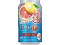 アサヒ 贅沢搾り グレープフルーツ 缶350ml
