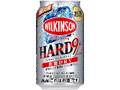 アサヒ ウィルキンソン・ハードナイン 無糖ドライ 缶350ml