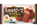 あけぼの 北海道ビーフのソースカツ 袋5個