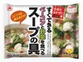 あけぼの すぐできるベーコンと野菜を食べるスープの具 袋250g
