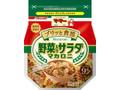 マ・マー 野菜入りサラダマカロニ 袋150g